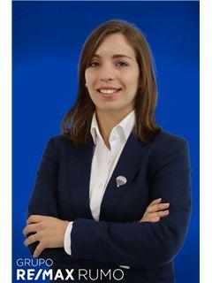 Team Manager - Andreia Fontinho - RE/MAX - Rumo