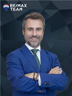 Daniel Beirôco - Membro de Equipa Mais Partilha - RE/MAX - Team