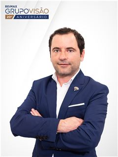 Broker/Owner - António Alves - RE/MAX - Cristal