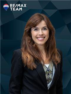Broker/Owner - Célia Miranda - RE/MAX - Team V