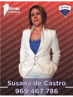Susana de Castro - Chefe de Equipa Susana de Castro - RE/MAX - Dinâmica