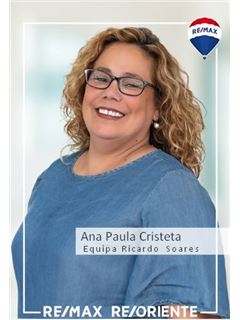 Ana Paula Cristeta - RE/MAX - ReOriente