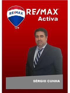 Sérgio Cunha - RE/MAX - Activa