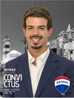 Duarte Cunha - Chefe de Equipa Duarte Cunha - RE/MAX - Convictus II