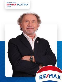 Carlos Almeida - Chefe de Equipa - RE/MAX - Platina
