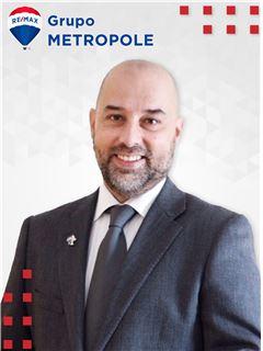 Rolando Correia - Membro de Equipa XTeam - RE/MAX - Almada