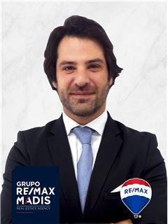 Team Manager - Gonçalo Lucena - RE/MAX - Madis