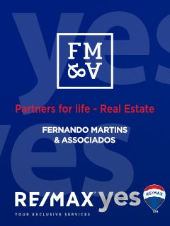 Fernando Martins - Chefe de Equipa Fernando Martins - RE/MAX - Yes