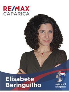 Elisabete Beringuilho - RE/MAX - Caparica