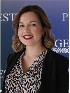Office Staff - Iris Dias - Coordenação - RE/MAX - Prestige