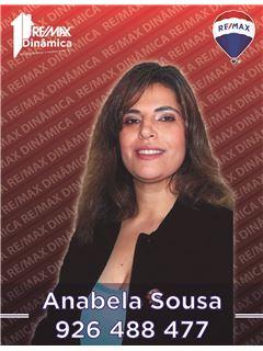 Anabela Sousa - Equipa Anabela Sousa e Cristina Reininho - RE/MAX - Dinâmica