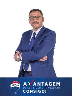 Broker/Owner - Filipe Martins - RE/MAX - Vantagem Lezíria