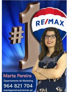 Marta Pereira - Responsável de Marketing - RE/MAX - Magistral