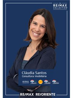 Cláudia Santos - RE/MAX - ReOriente