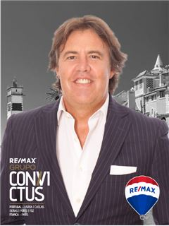 Broker/Owner - Luís Matias - RE/MAX - Convictus II