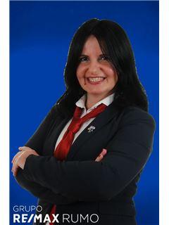 Office Staff - Maria João Costa - RE/MAX - Rumo