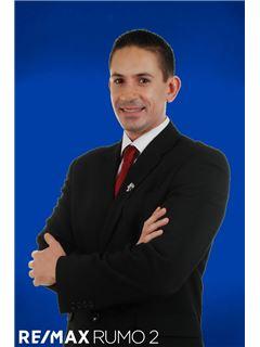 Pedro Ferreira - Membro de Equipa Mário Simões - RE/MAX - Rumo II
