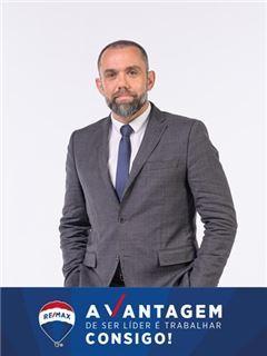 Mārketinga menedžeris - Bruno Jorge - RE/MAX - Vantagem Ribatejo