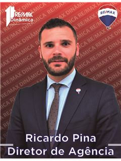 Broker/Owner - Ricardo Pina - Director de Agência - RE/MAX - Dinâmica