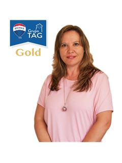 Maria Amorim - RE/MAX - Gold