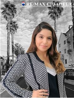Luciana Almeida - Membro de Equipa Mónica Dias - RE/MAX - Cidadela