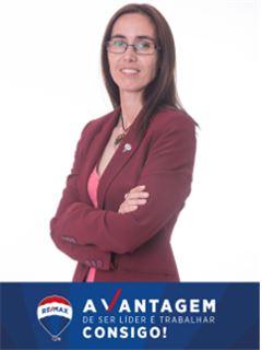 Office Staff - Anabela Veloso - RE/MAX - Vantagem Park
