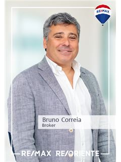 Broker/Owner - Bruno Filipe Correia - RE/MAX - ReOriente