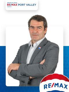Marketing Manager - Luís Felício - RE/MAX - Port Valley