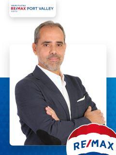 Broker/Owner - Mário Ribeiro - RE/MAX - Port Valley