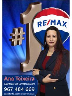 Ana Teixeira - Assistente de Carlos Coimbra - RE/MAX - Magistral