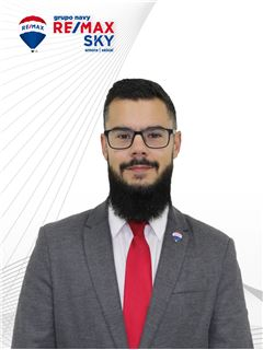 Marketing Manager - Diogo Pereira - RE/MAX - Sky