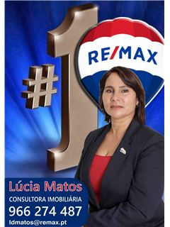 Lúcia de Matos - RE/MAX - Magistral