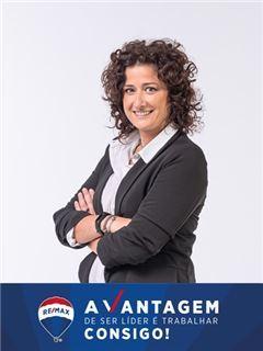 Klientu apkalpošanas vadītājs - Carmen Ribeiro - RE/MAX - Vantagem Ribatejo
