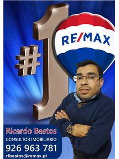 Ricardo Bastos - Membro de Equipa Susana de Castro - RE/MAX - Magistral