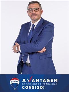 Vodja agencije - Filipe Martins - RE/MAX - Vantagem Maior