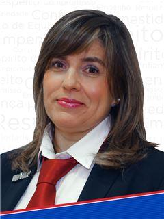 Manuela Nina - Membro de Equipa Jorge Silva e Filipe FIgueira - RE/MAX - Ideias