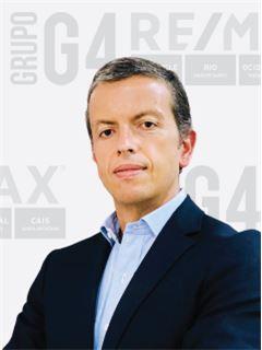 Kontorsägare & Reg. Fastighetsmäklare - Bruno Sousa - RE/MAX - G4 Cais