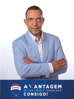 Lettings Advisor - Luís Vitória - RE/MAX - Vantagem Central