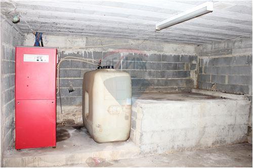 Maquina aquecimento central.