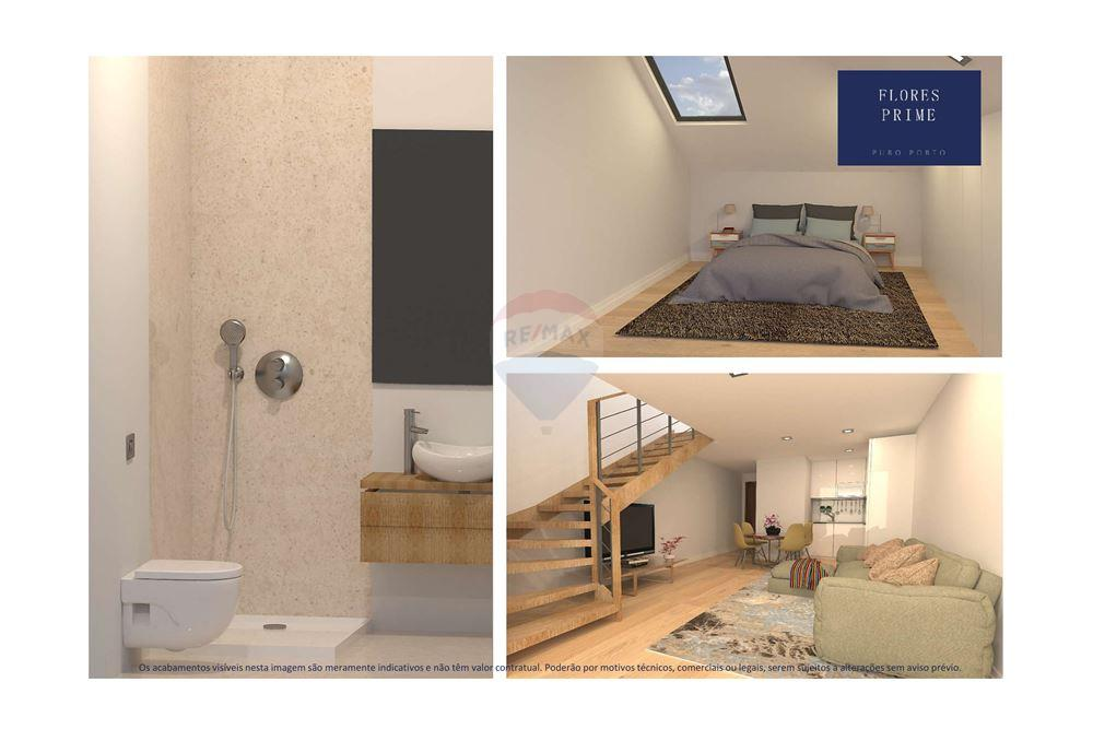 8473f0110 Apartment - T3 - For Sale - Cedofeita, Sto Ildefonso, Sé, Miragaia, S  Nicolau, Porto - 122071164-172