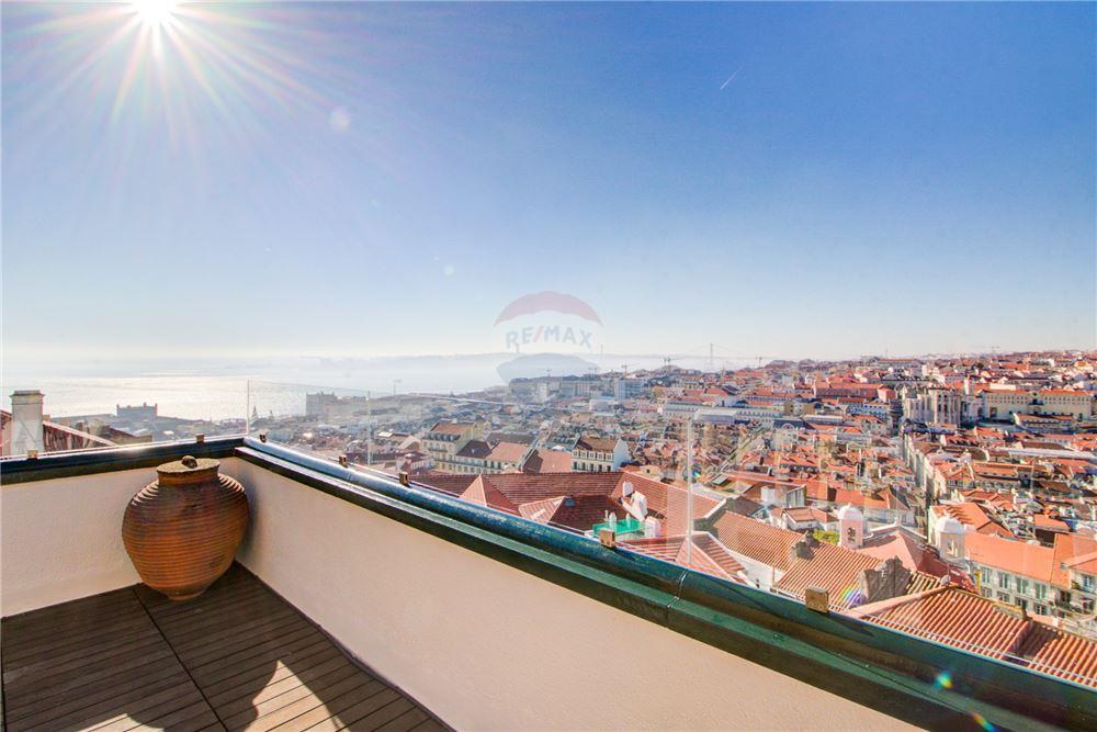 Condo Apartment T2 For Santa Maria Maior Lisbon 120991164 465