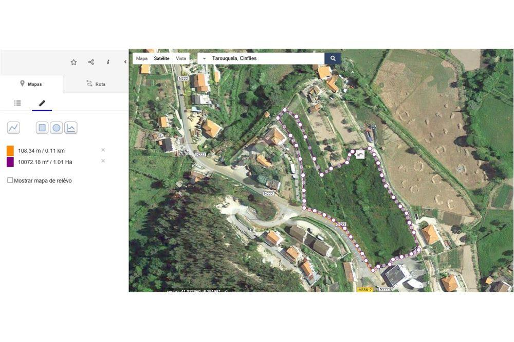 Land For Sale Tarouquela Cinfaes 122211058 433