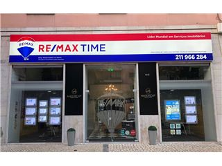 Office of RE/MAX - Time - Areeiro