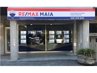 Office of RE/MAX - Maia - Cidade da Maia