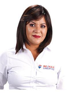 Karina Vanesa Arevalo Salazar - RE/MAX Libertad