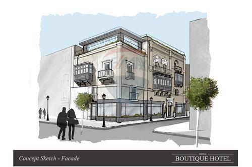 Boutique hotel for sale cospicua south 240161013 8 for Boutique hotel for sale
