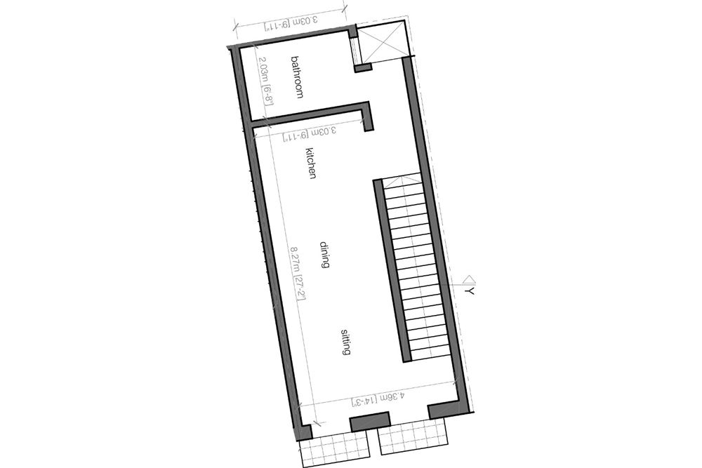 167 SqM Apartment on raised single level For Sale, 3 Bedrooms located at  Mellieha, North | Malta