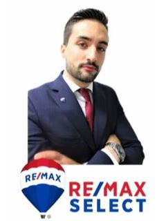 Agent immobilier - Joao FERREIRA - RE/MAX - Select