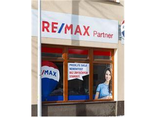 Office of RE/MAX Partner - Prague 5