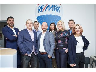 Office of RE/MAX Commercial - Zagreb